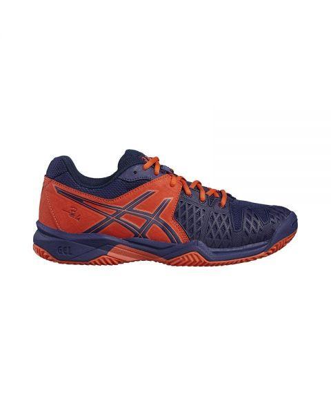 Gel-Challenger 11 Clay, Chaussures de Gymnastique Homme, Violet (Limoges/White/Directoire Blue), 46 EUAsics