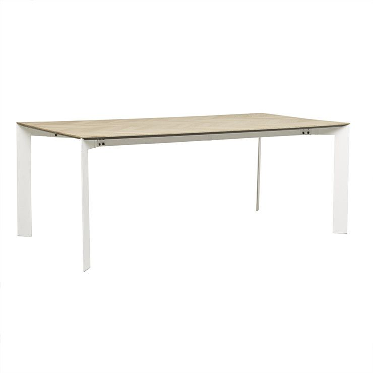 Henley Chevron Dining Tables Globewest In 2020 Dining Table