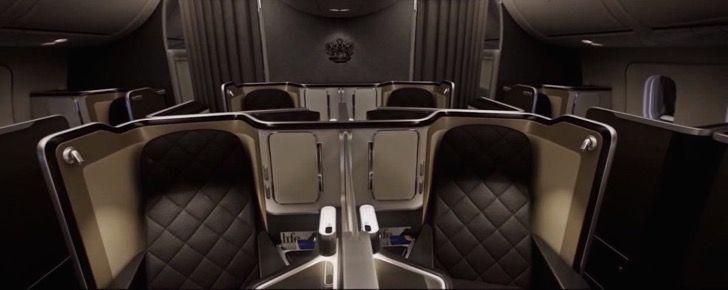 Estas son las 10 cabinas en primera clase más exclusivas del mundo