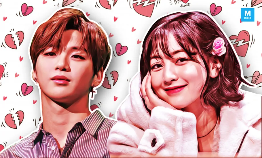 Twice Idol Jihyo And K Pop Star Kang Daniel Are Dating Since January But Are They Allowed To K Pop Star Pop Star Idol