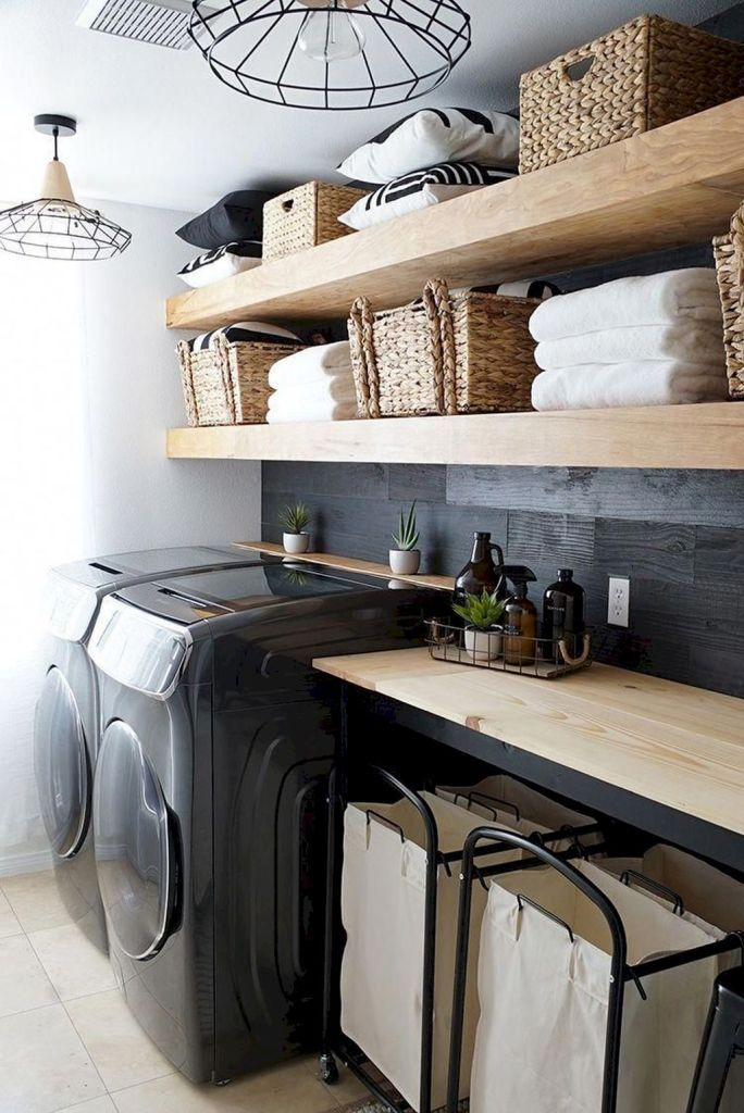 40 inspiring simple and awesome laundry room ideas on effectively laundry room decoration ideas easy ideas to inspire you id=42289