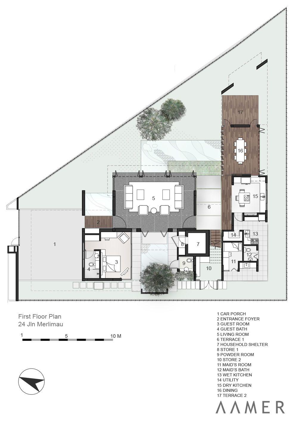 Plan Maison Traditionnelle Japonaise pin en planos casa