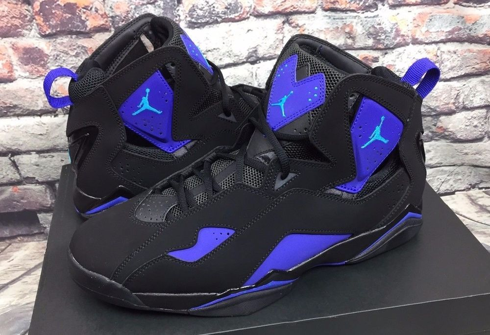 New Nike Jordan True Flight Size 12 Colors Black Purple Light Blue Nike Athleticsneakers Jordans Mens Athletic Shoes Sneakers Air Jordans