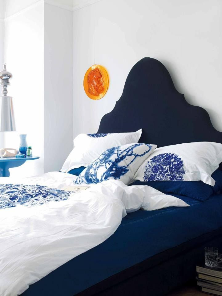 Indigo Blue And White Bedding Blue White Bedding Bedroom