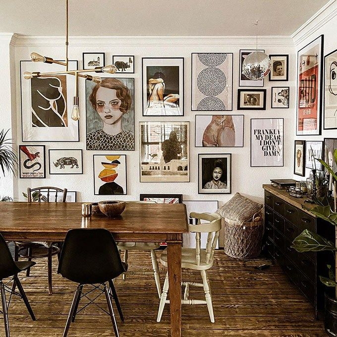 Photo of Everything You Need To Know About Creating A Stunning Gallery Wall | Posh Pennies