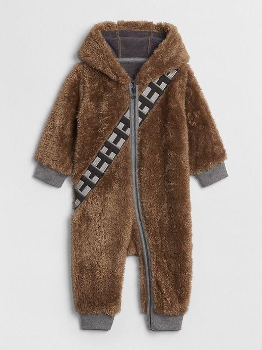 f707522e069bf babyGap | Star Wars™ Cozy One-Piece | Products | Baby gap, Chewbacca ...