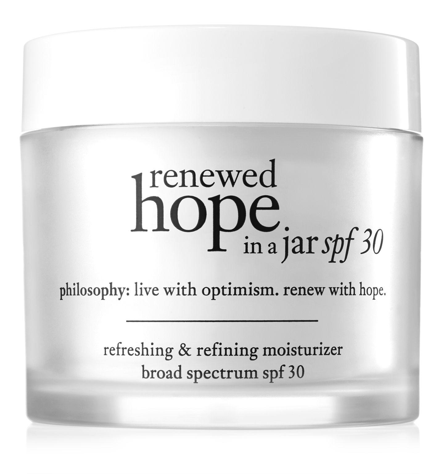 Renewed Hope In A Jar Moisturizer Moisturizer For Dry Skin Face Moisturizer