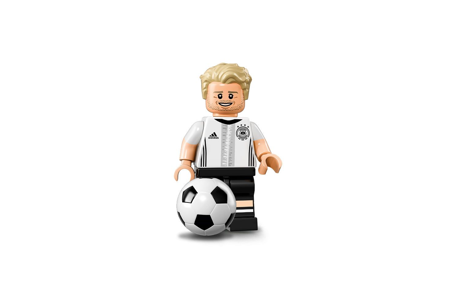 Andre Schurrle Spielfiguren Lego Football Germany Team Lego Star Wars