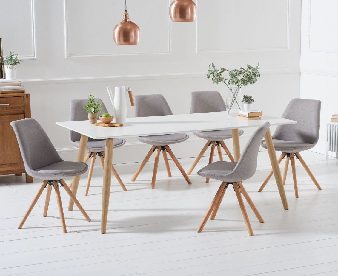 Pin by Ina on dining in 2020 White dining table, Dining