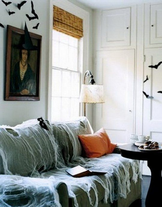 30 easy halloween decorating ideas using everyday items apartment therapy