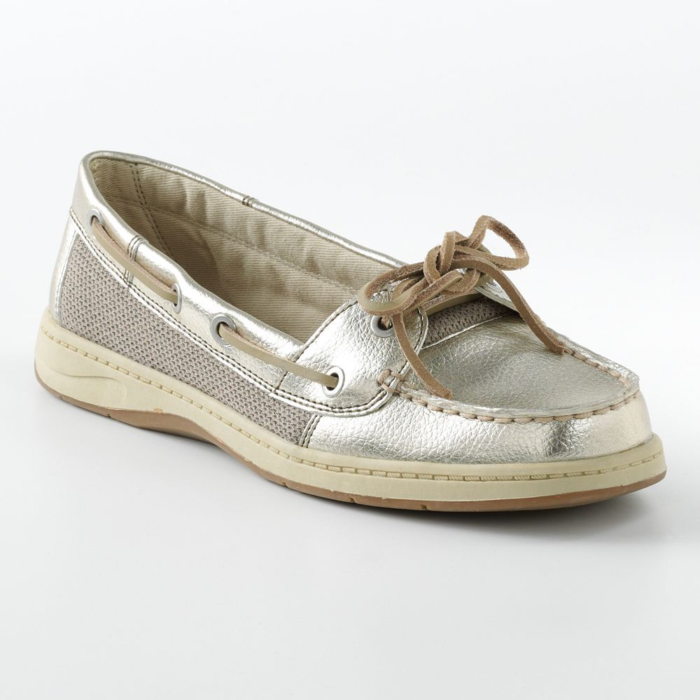 Croft and Barrow Boat Shoes
