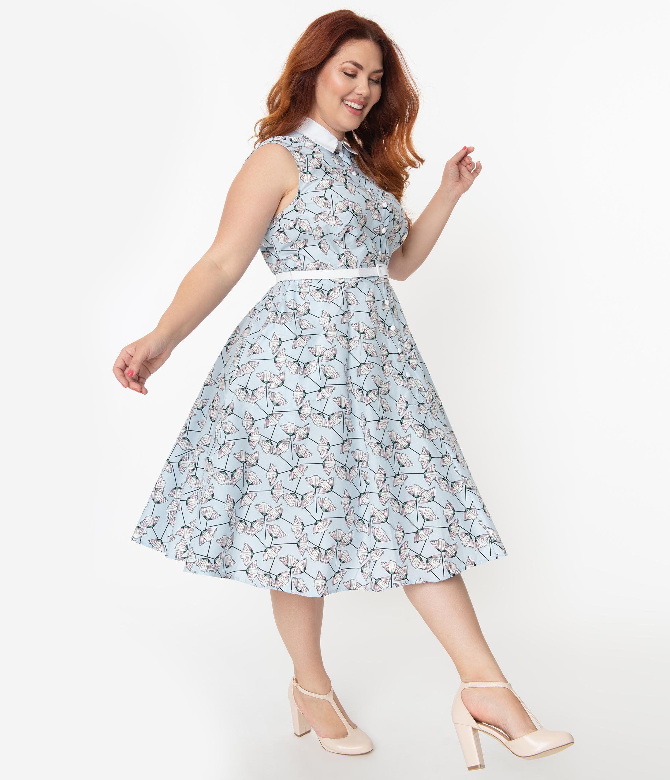 Vintage Style 1940s Plus Size Dresses Plus Size Dresses Plus Size Vintage Dresses Modest Dresses [ 2550 x 2190 Pixel ]