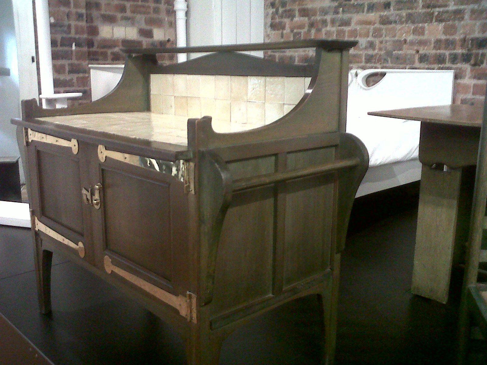 Charles Rennie Mackintosh washstand cabinet   Charles ...
