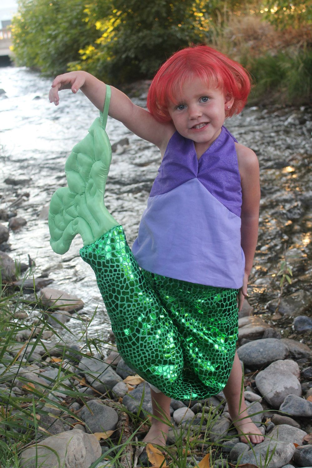 Little Mermaid Princess Ariel Mermaid princess, The