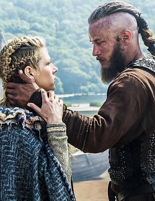 True love never fades away #Vikings #ragnarlothbrok #lagertha