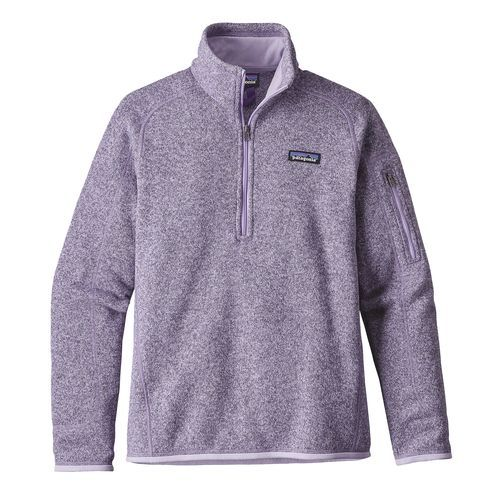 W's Better Sweater® 1/4-Zip, Petoskey Purple (PSKP)   RUN WAY WALK ...