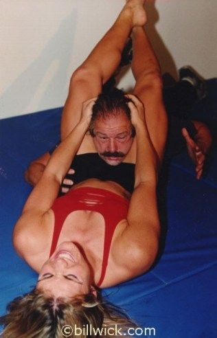 Bill Wick the Pioneer of Mixed Wrestling | Femuscleblog | Mixed