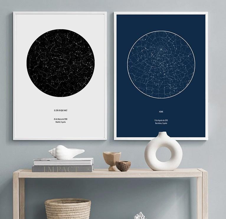 Crear Mapa Estelar H A P P L Y Mapa Constelaciones Mapas Mapa De Constelaciones