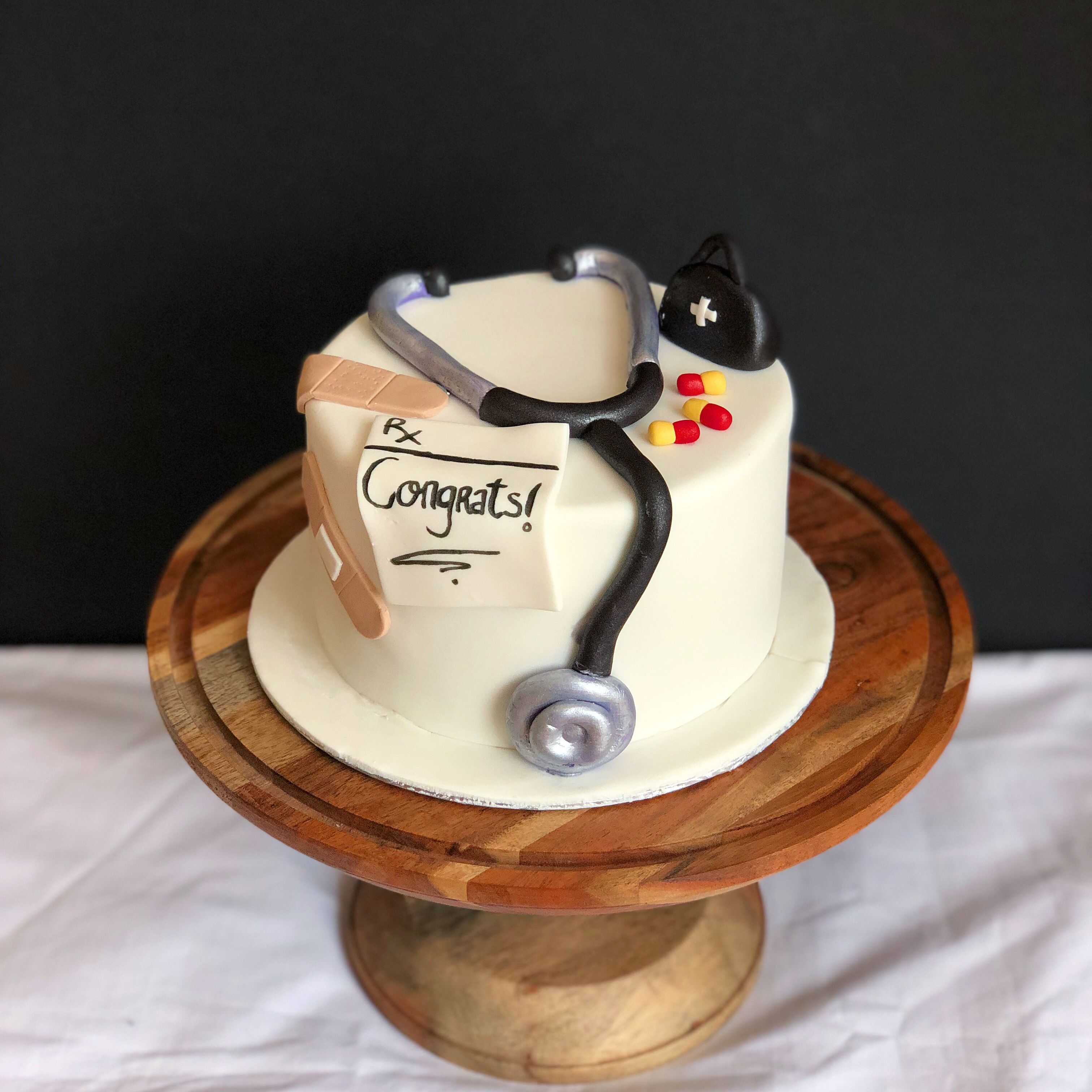 Doctor themed cake themed cakes cake dessert cupcakes