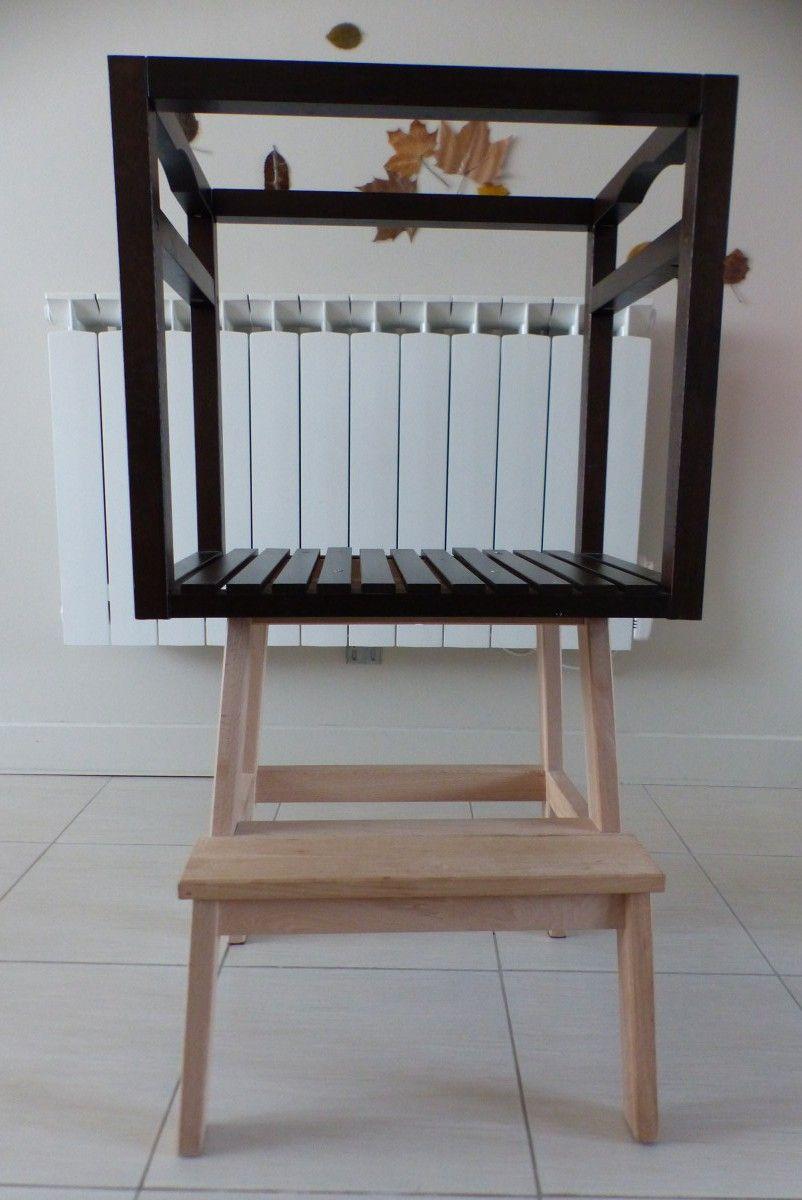 Tour d\'apprentissage DIY avec BEKVAM | Мебель детям хелпер ...