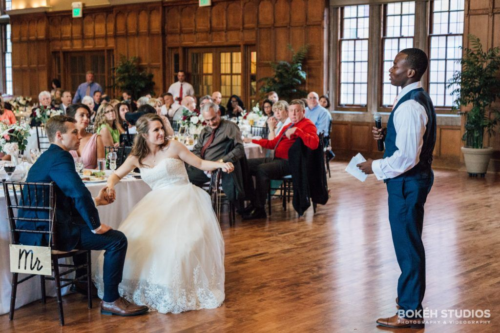 Indiana Wedding in West Lafayette, Indiana at Purdue