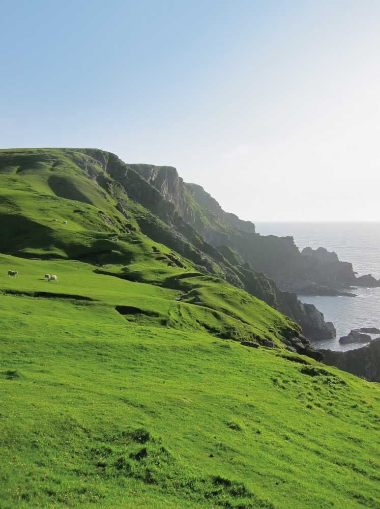 The Shetland Islands, northernmost part of the United Kingdom, seem utterly remote on the map. But Nicholas Laughlin finds they have a busy history as a crossroads of the North Atlantic #shetlandislands