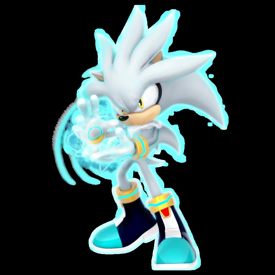 Future Esp Silver The Hedgehog Render By Nibroc Rock Deviantart Com On Deviantart Silver The Hedgehog Hedgehog Sonic Art