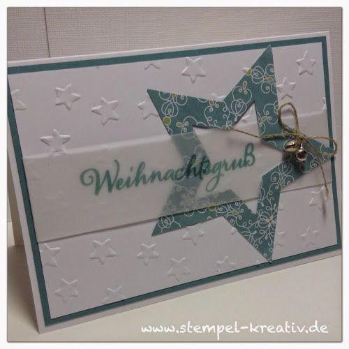 kreativ karten gestalten weihnachtsgru weihnachtskarten pinterest karten gestalten. Black Bedroom Furniture Sets. Home Design Ideas