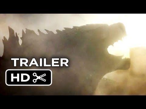 """Disfruten del trailer de """"Godzilla"""" en español."""