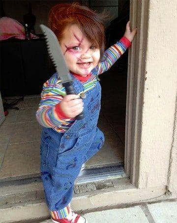 disfraces de halloween para niñas de chuky Disfraces chuky