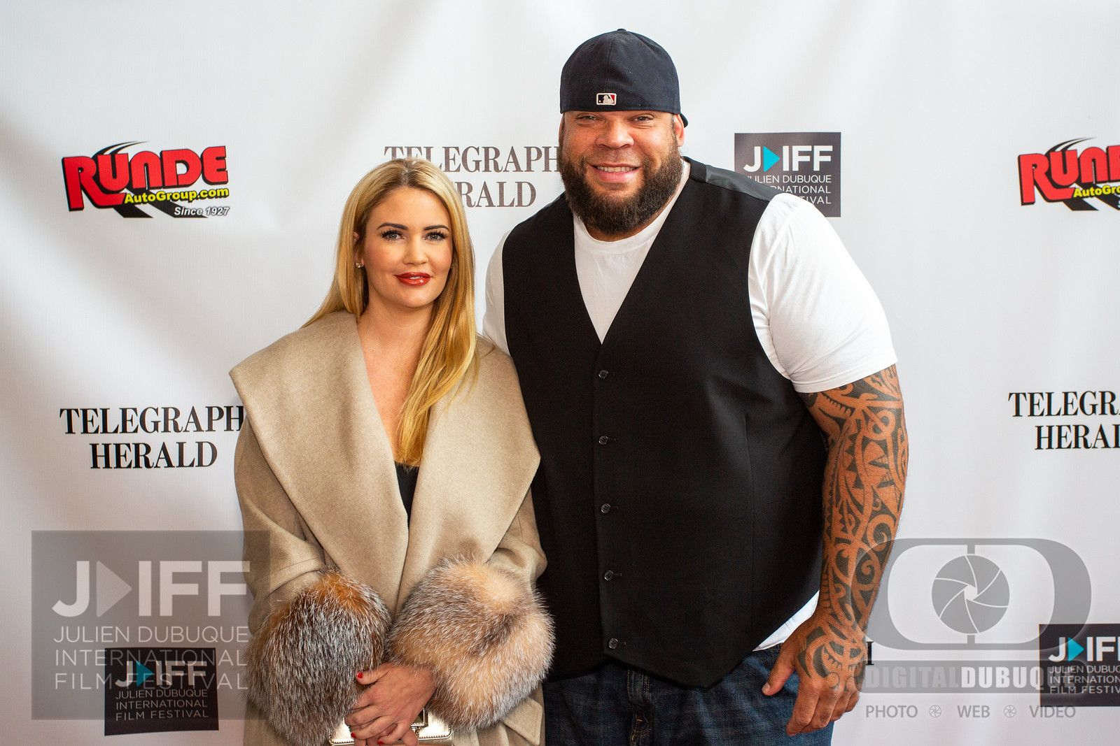 Owner #ingridrinck with fiancé #tyrus of the