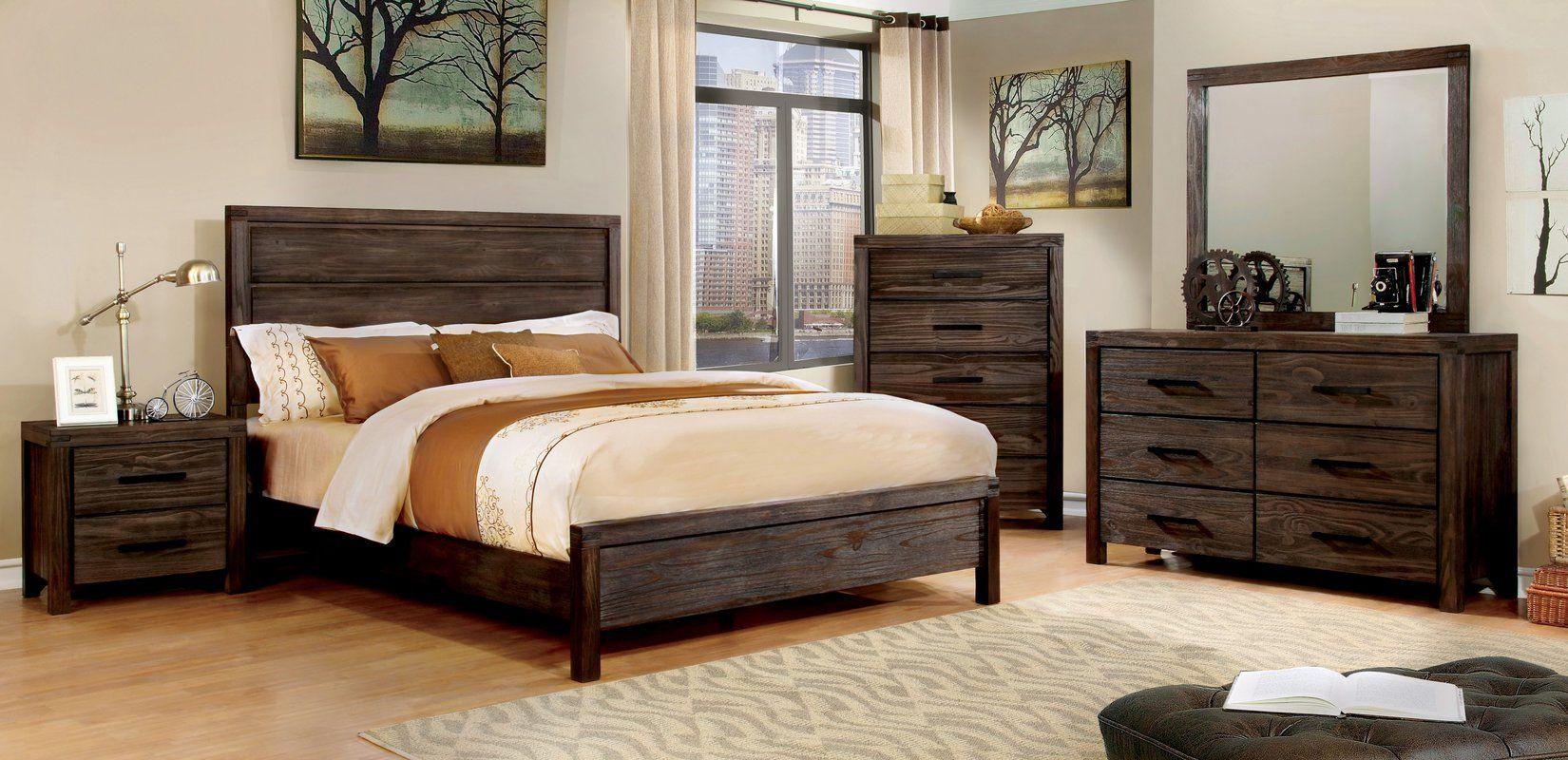 Blackburn panel configurable bedroom set beds pinterest