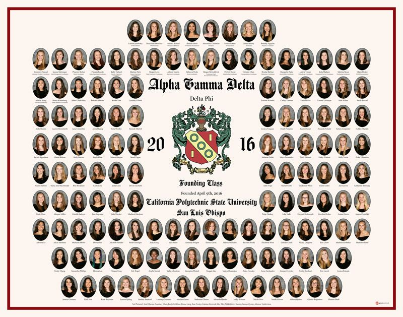 Greek Sorority And Fraternity Composite Photography Httpwww