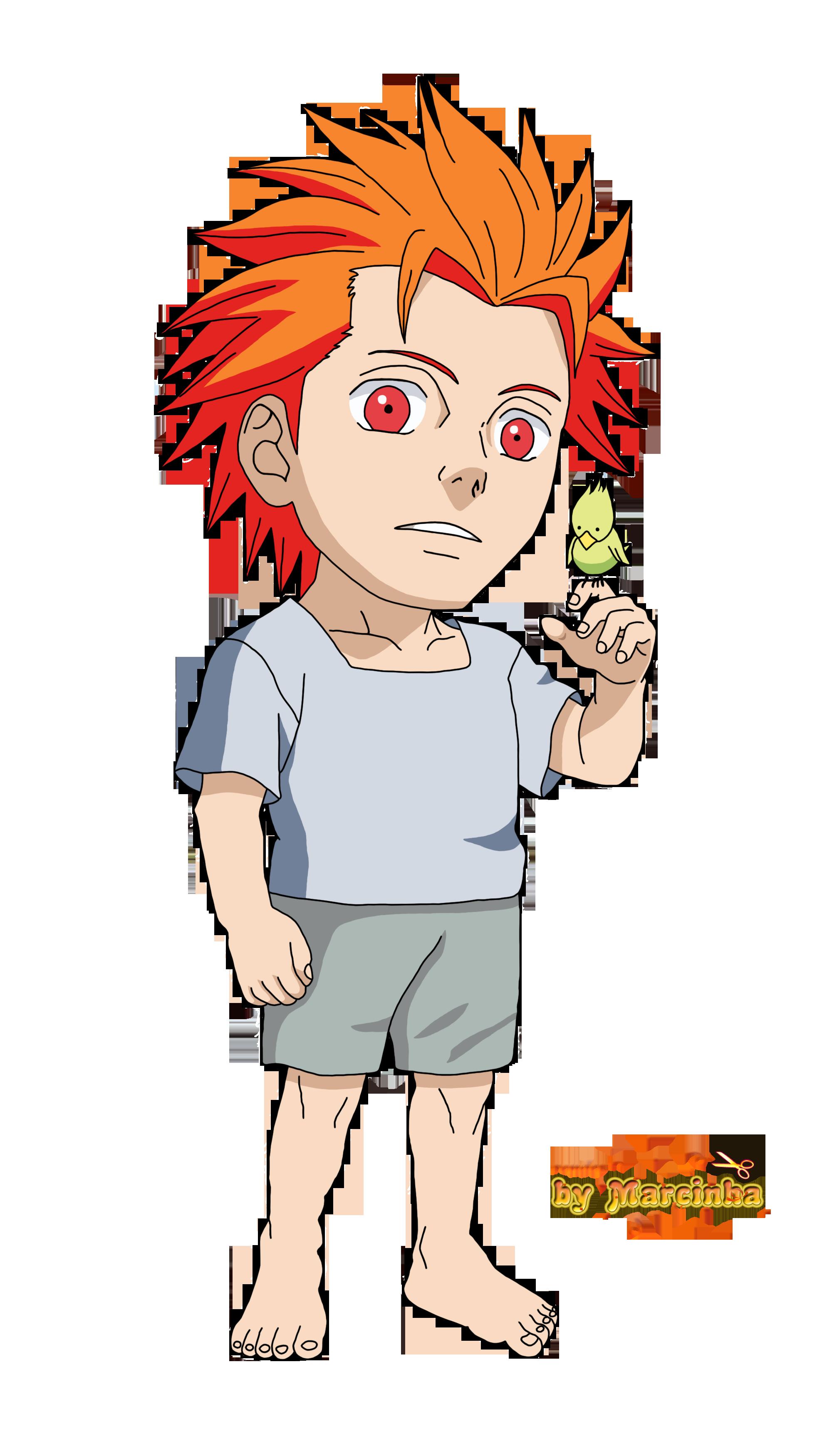 Render Chibi Jugo Chibi Naruto Cute Anime Chibi