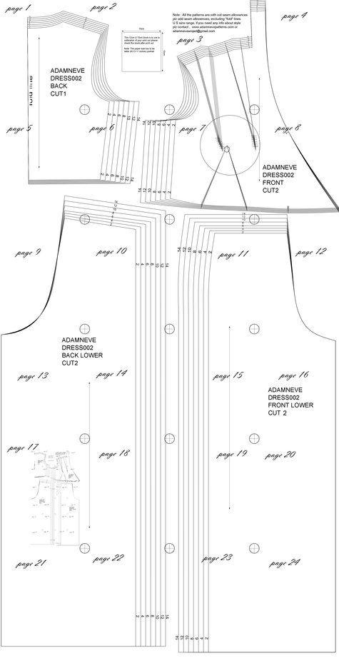 Free pattern jumpsuit