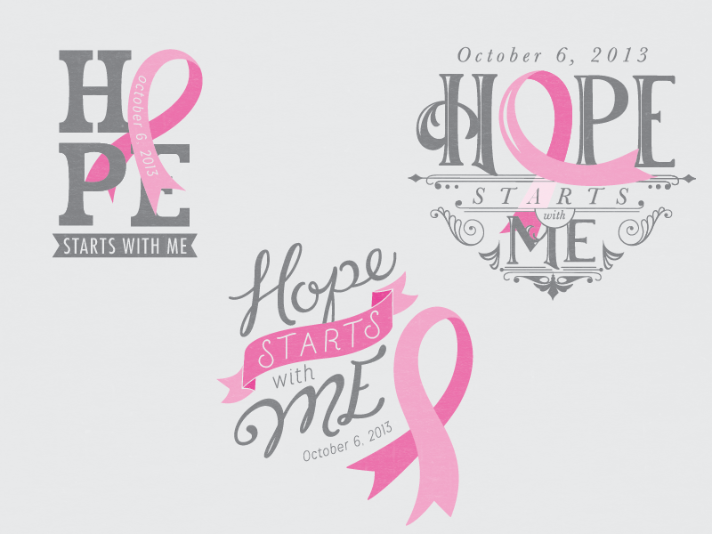 City of hope breast cancer walk t shirt designs cancer for Breast cancer shirts ideas