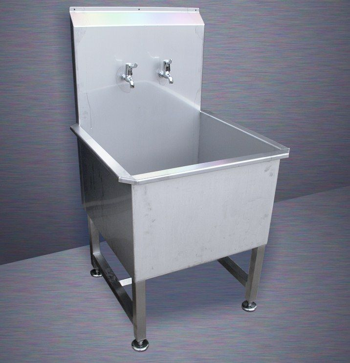 utility sink Single Stainless Steel Utility Sink Tack room