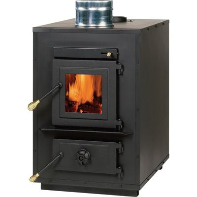 England Stove Works Wood Burning Furnace 120 000 Btu Epa Exempt Model 50 Shw35 Wood Stoves Wood Furnace Wood Burning Furnace Wood Stove