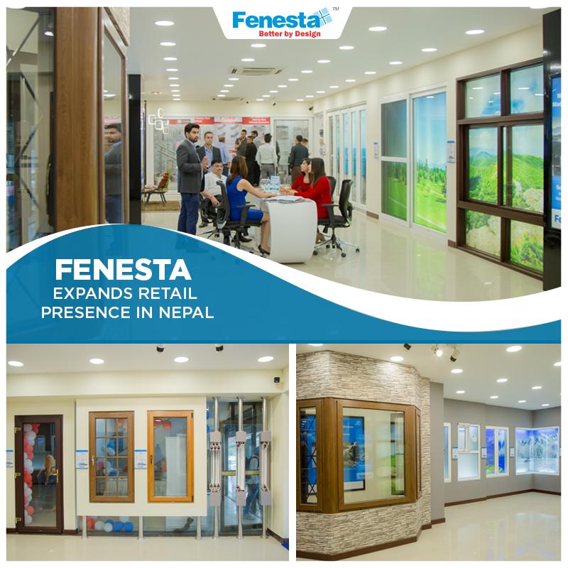Visit The Brand New Fenesta Showroom In Nepal At Bluebird Mall Thapathali Kathmandu Road To Get Al Aluminium Windows And Doors Windows Doors Upvc Windows