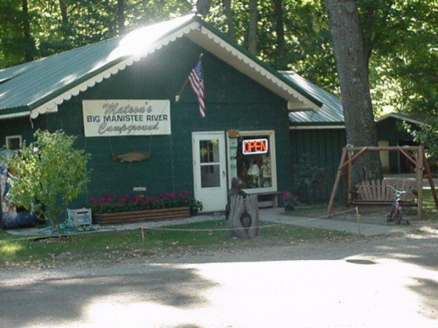 Matson's Campground - Big Manistee River, Michigan | home
