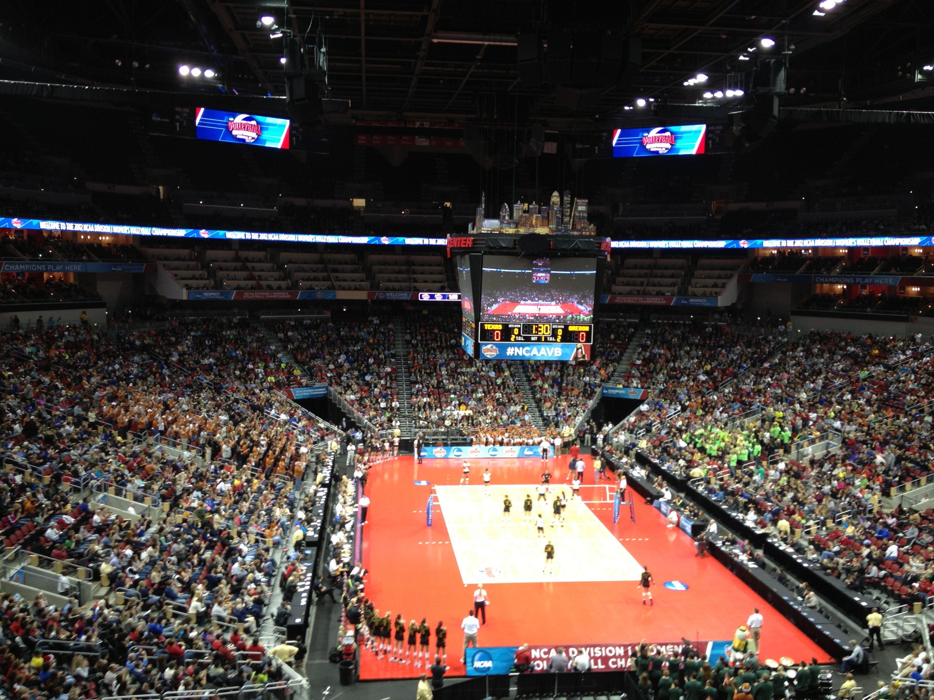 Women S Ncaa Volleyball Finals Louisville Ky Volleyball Louisville Life