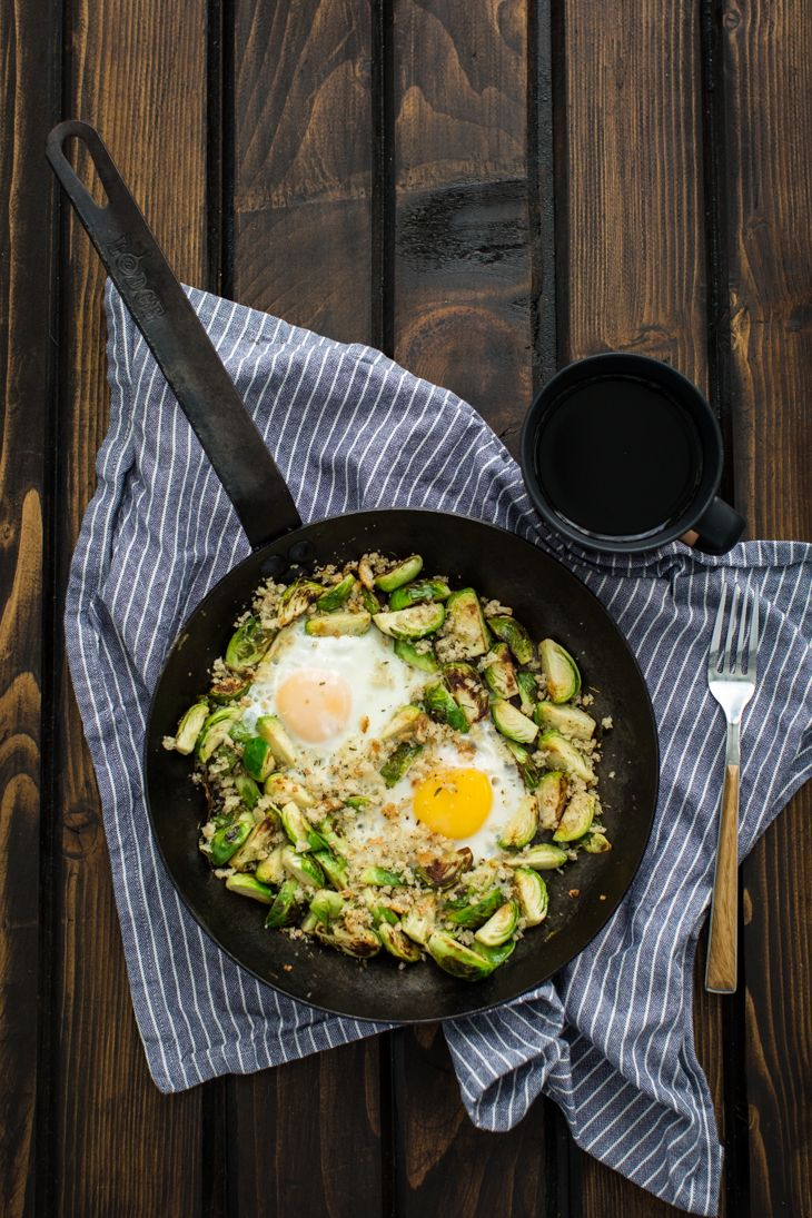 Brussels Sprouts and Eggs Recipe (With images