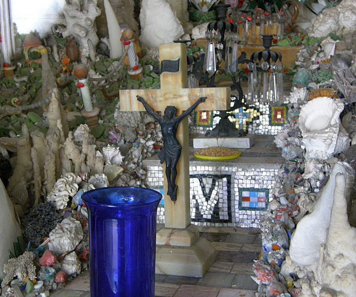 Dickeyville grotto dickeyville wisconsin travel photos