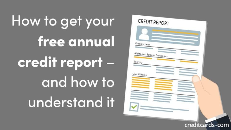 Credit report sample how to read understand a credit