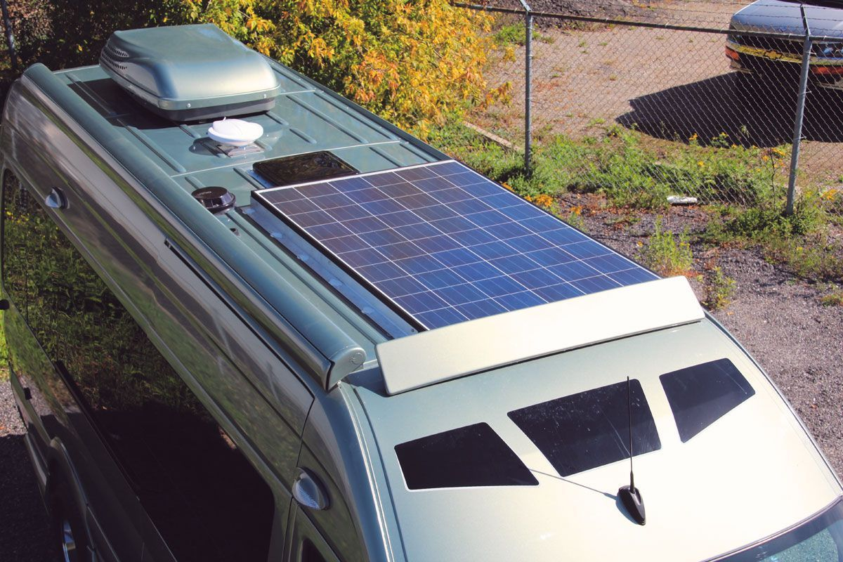 Roadtrek e-trek... No propane Class B RV | Rv solar, Rv solar power, Solar  panelsPinterest