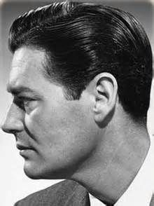 1940s Military Hairstyles Men Men's hair in the 1940's | 1940 ...