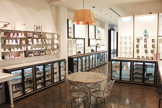Nose Boutique De Parfums Rares 20 Rue Bachaumont Paris