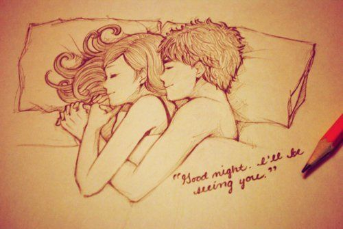 36 Awesome drawing of couple cuddling images | Art Studies | Cute