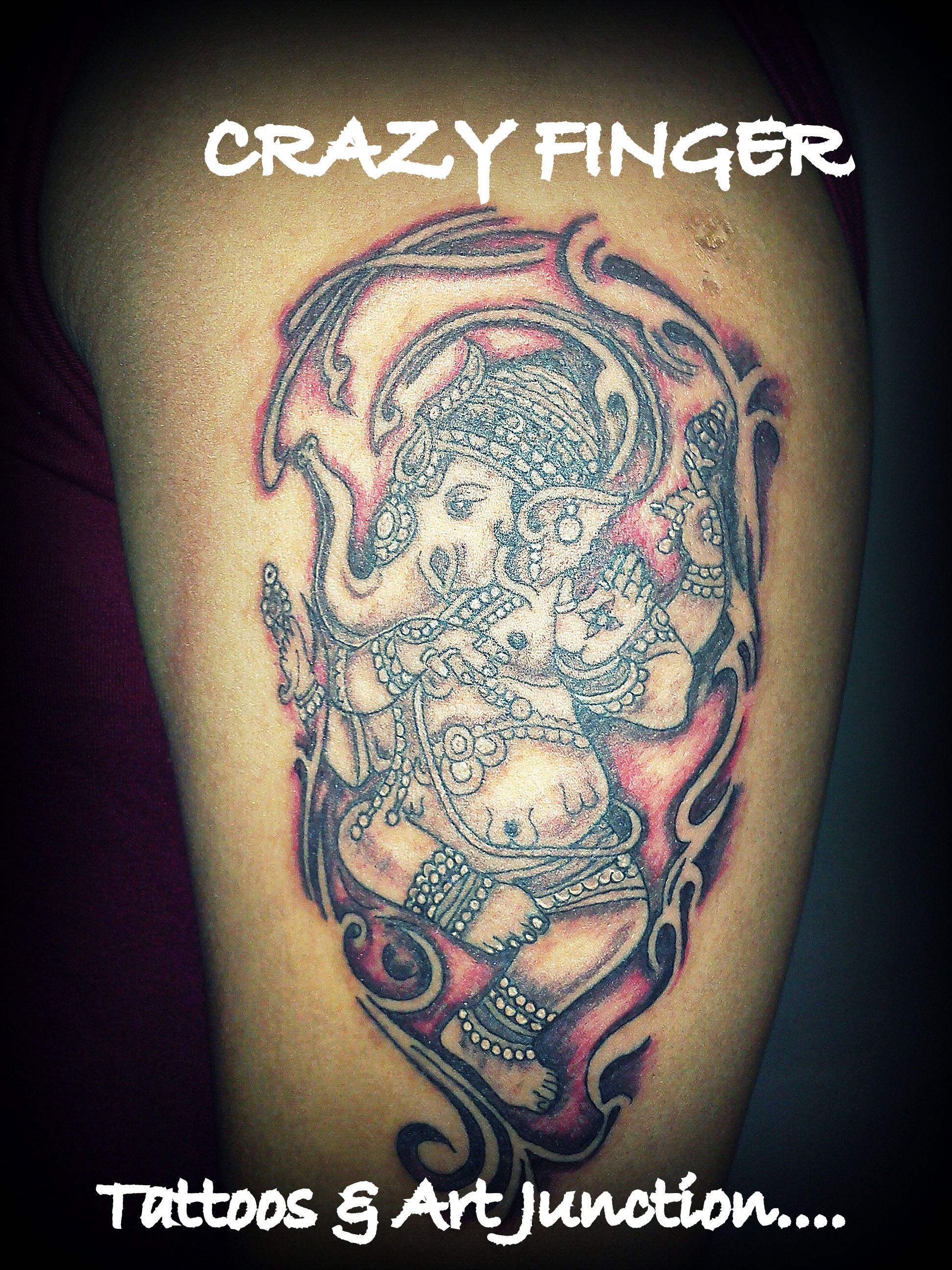 2020e26fd #lord #ganesha #tattoo. Find this Pin and more on Nilesh Crazy Finger  tattoos by nilesh sharma.
