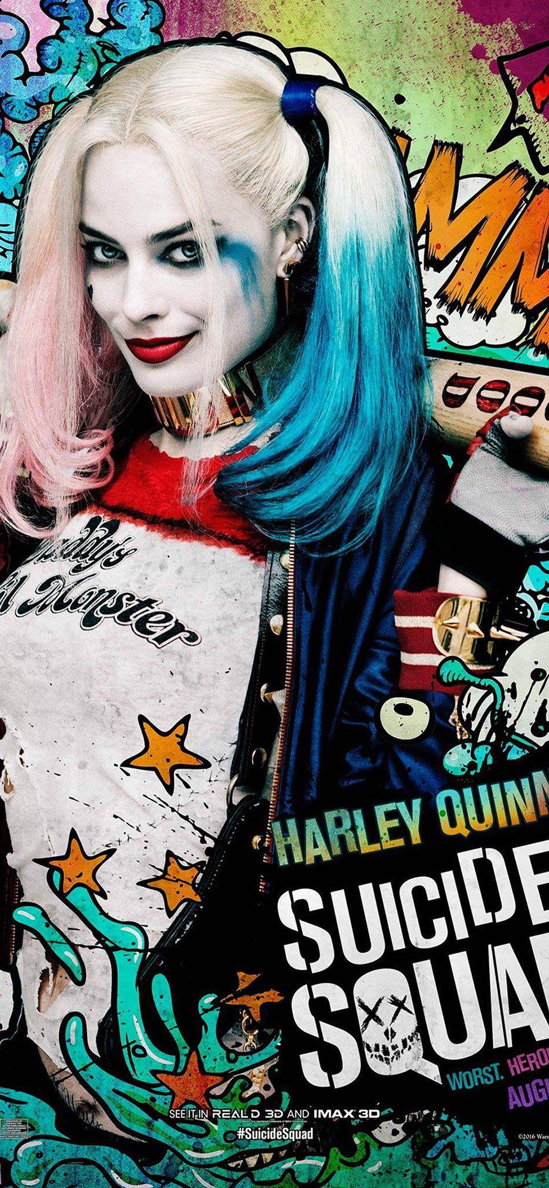 Pin Em Harley Quinn Suicide Squad